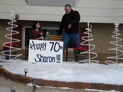 Sharon 70th Birthday Photos