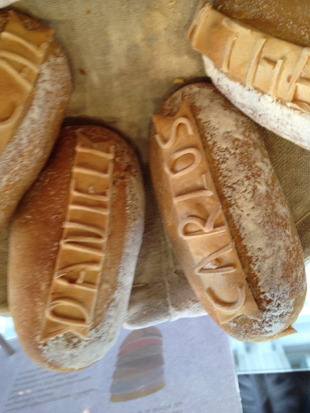 LITTLe breads at poilane