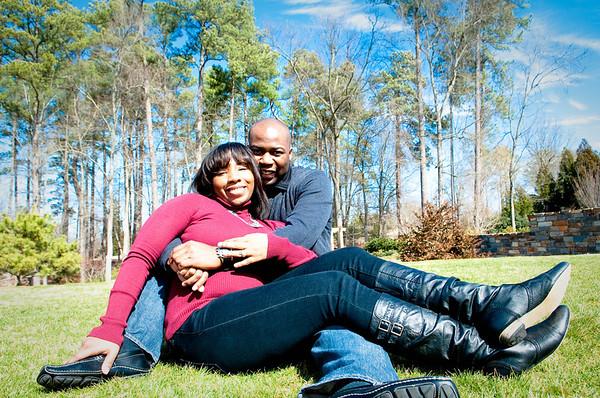 Shawnna + Tyrone