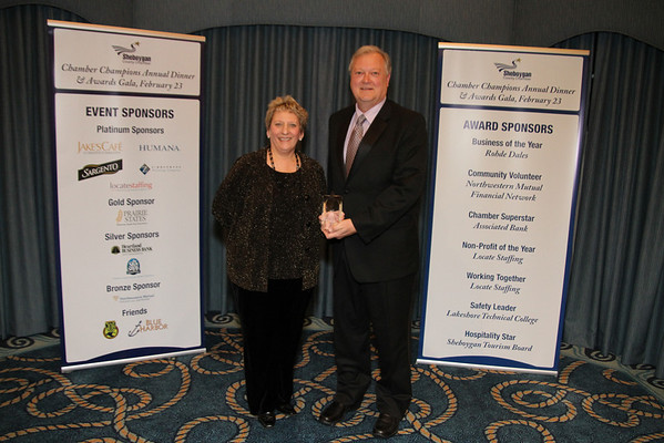 Sheboygan Chamber Awards