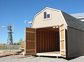 Similar to the shed we bought, but ours has more windows and a metal roof, and is a bit wider, I believe.
