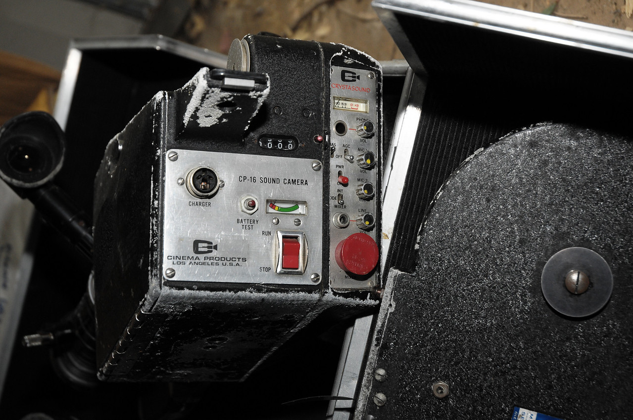 CP-16 Sound Camera