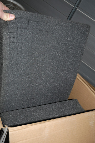 Pelican Case foam inserts