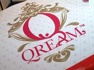 Qream is a first of its kind vodka-based cream liqueur created by Pharrell Williams. http://www.qreamwithaq.com/index.html