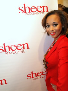 Shay L. Williams, Editor of Sheen Magazine.