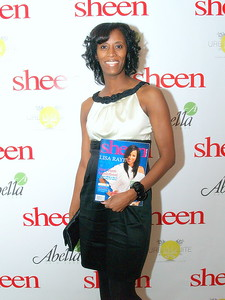 Monique Evans, Founder & President of Atlanta based Children's Pride and her Foundation is featured in the Winter Issue of Sheen Magazine.