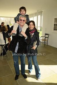 Luca  Hoffman, David Hoffman, Paige Novick photo by Rob Rich © 2010 robwayne1@aol.com 516-676-3939