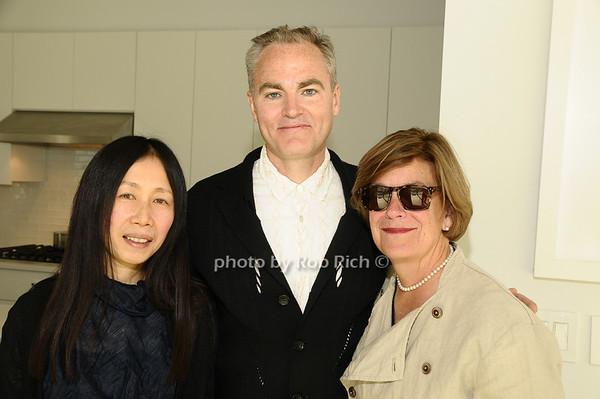 Yoshiko Sato, Michael Morris, Patricia Cristol<br /> photo by Rob Rich © 2010 robwayne1@aol.com 516-676-3939