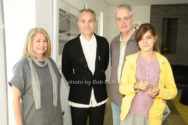 Diana Darling, Michael Morris, Bill Menking, Halle Darling Menking <br /> photo by Rob Rich © 2010 robwayne1@aol.com 516-676-3939