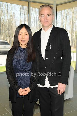Yoshiko Sato,  Michael Morris<br /> photo by Rob Rich © 2010 robwayne1@aol.com 516-676-3939