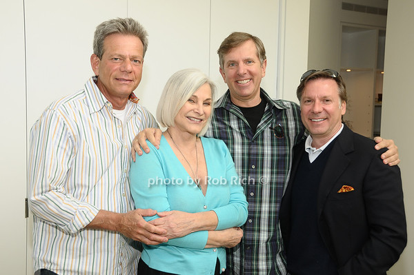 Steve Saide, Gioia diPaolo, Steve Brown, Bob Gianos<br /> photo by Rob Rich © 2010 robwayne1@aol.com 516-676-3939