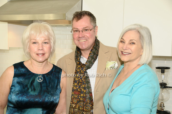 Barbara Cavanaugh, Tom Farley, Gioia diPaolo<br /> photo by Rob Rich © 2010 robwayne1@aol.com 516-676-3939