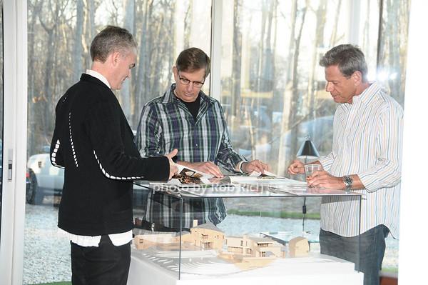 Michael Morris, Steve Brown, Steve Saide