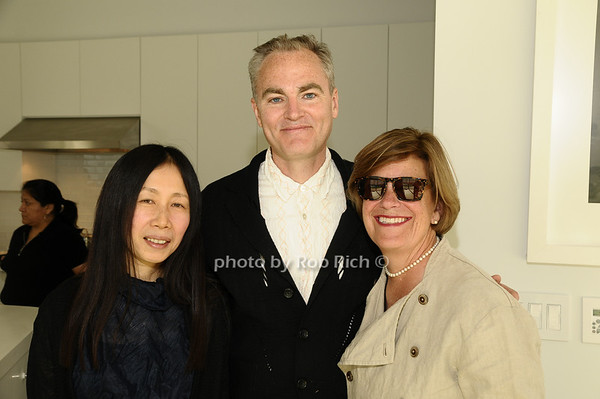 Yoshiko Sato, Michael Morris, Patricia Cristol<br /> photo by Rob Rich © 2010 robwayne1@aol.com 516-676-3939