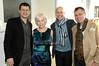 Gerry Logue, Barbara Cavanaugh, Sean Cassidy, Tom Farley<br /> photo by Rob Rich © 2010 robwayne1@aol.com 516-676-3939