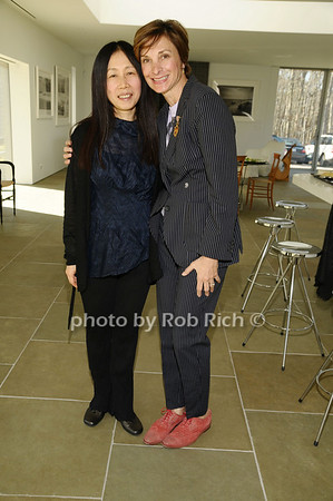 Yoshiko Sato, E.J. Camp <br /> photo by Rob Rich © 2010 robwayne1@aol.com 516-676-3939