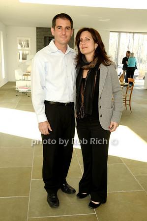 Denis Fabiszak, Denise DiPaolo<br /> photo by Rob Rich © 2010 robwayne1@aol.com 516-676-3939
