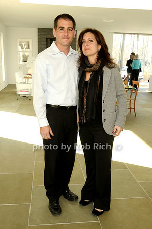 Denis Fabiszak, Denise DiPaolo<br /> photo by Rob Rich © 2010 robwayne1@aol.com 516-676-3939