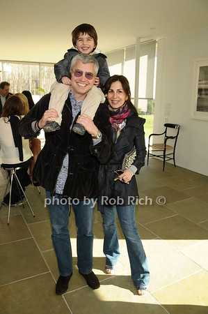 Luca  Hoffman, David Hoffman, Paige Novick<br /> photo by Rob Rich © 2010 robwayne1@aol.com 516-676-3939