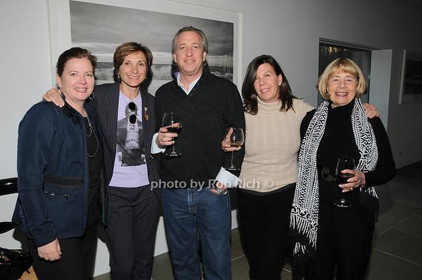 Laura Weil, E.J. Camp, Mark Friedman, Shelley Tupper, Joan Tupper<br /> photo by Rob Rich © 2010 robwayne1@aol.com 516-676-3939