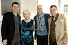 Gerry Logue, Barbara Cavanaugh, Sean Cassidy, Tom Farley<br /> photo by Rob Rich © 2010 robwayne1@aol.com 516-676-3939