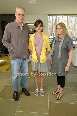 Bill Menking, Halle Darling Menking, Diana Darling<br /> photo by Rob Rich © 2010 robwayne1@aol.com 516-676-3939