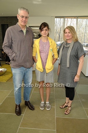 Bill Menking, Halle Darling Menking, Diana Darling<br /> photo by Rob Rich © 2010 robwayne1@aol.com 516-676-3939