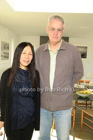 Yoshiko Sato, Bill Menking<br /> photo by Rob Rich © 2010 robwayne1@aol.com 516-676-3939