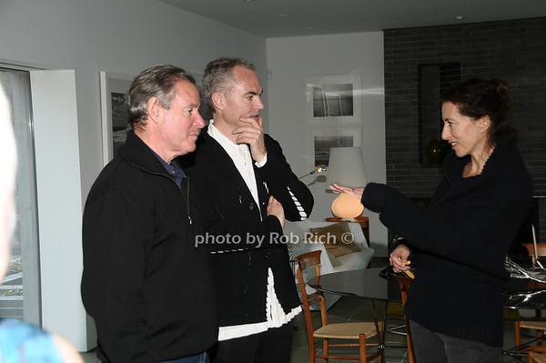 David Lichtenstein, Michael Morris,  Jill Moser <br /> photo by Rob Rich © 2010 robwayne1@aol.com 516-676-3939