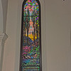 Benedictite (Garden) Window, Louis C. Tiffany, 1903, Trinity Church