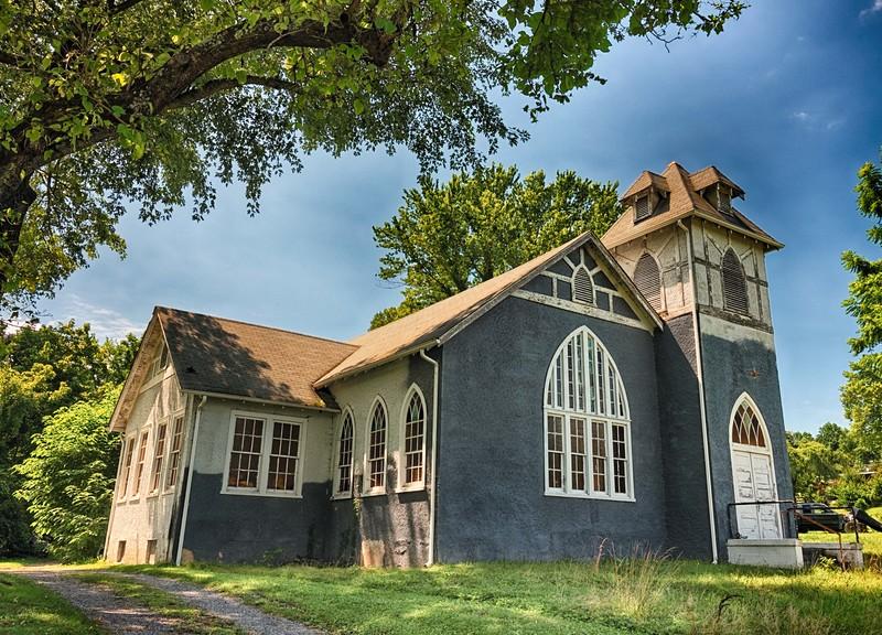 United Methodist Church, Big Island, VA 1898