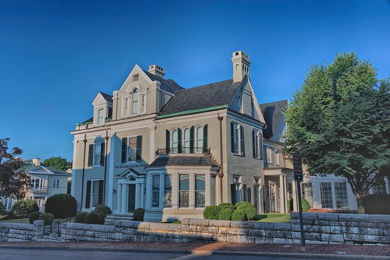 Home of Woodrow Wilson Presidential Library, Staunton