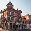 Downtown building, circa 1888, Staunton
