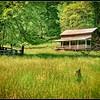 Farmhouse on VA Highway 33.