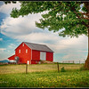 Red Barn, Highway 33