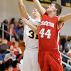 Shenandoah hosted Frankton on Saturday.