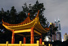A Pagoda in Dongmen's Culture Park