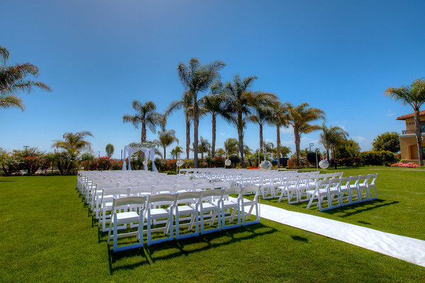 Sheraton Carlsbad - A Destination Wedding Setup