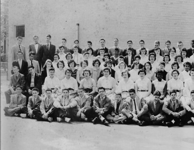 Sheridan Jr High Class of 1957