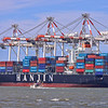 Hanjin Mar at Brisbane 2013