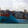 Maersk Lima in Singapore 2014