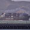 Horizon Consumer built in 1973 steams into San Francisco in 2013