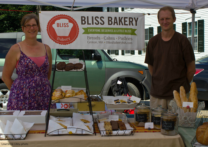Sheri and Dave Dean of Bliss Bakery