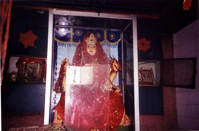 temple devi lucknow SHANKAR
