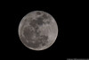 March 19, 2011 - Super Moon: a full moon at the perigee of its orbit, the closest full moon since 1993.