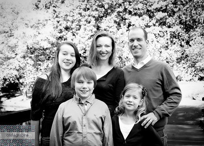 Mark's Fam bw (1 of 1)