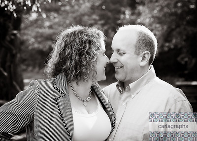 Chris and Erica bw (1 of 1)
