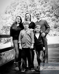 Mark's Family Full bw (1 of 1)