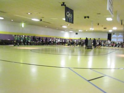Shoreline Roller Derby 1-19-13