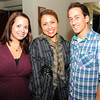 Amanda Zirpoli, Anjdi Santiago, and Matt Laskowski.  Anjdi plays the female character in the movie.